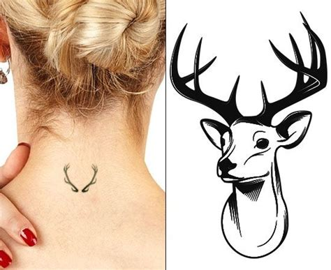 deer tattoo meaning 17 best ideas about deer skull tattoos on deer