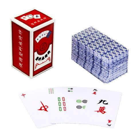 giochi cinesi da tavolo acquista all ingrosso mahjong carte da gioco da