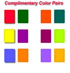 Complementary Paint Colors Gallery For Gt Complementary Color Scheme Example