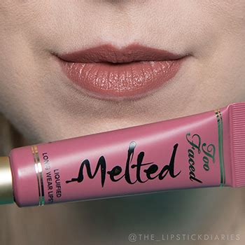 Faced Melted Chihuahua faced melted liquified wear lipstick chihuahua