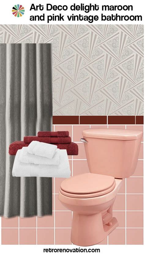 pink and burgundy bathroom 11 ideas to decorate a burgundy and pink bathroom pink
