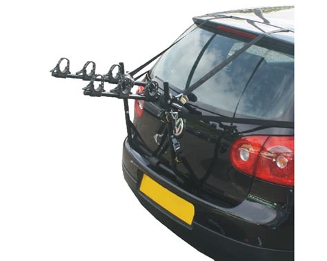 Motorcycle Rack For Car by Express 3 Bike Car Rack Merlin Cycles