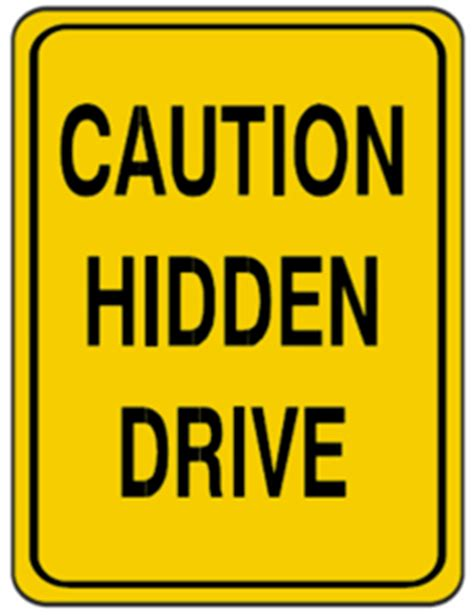 7 Ways To Take Caution When Driving In The by Caution Drive Warning Signs Clipart Best
