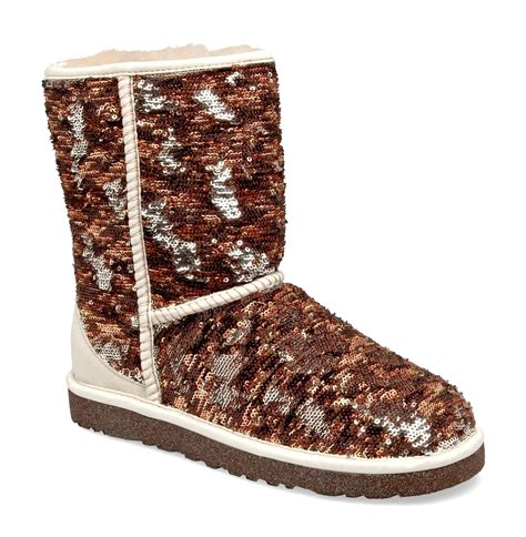 sparkle boots ugg classic sparkles boot