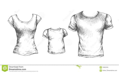 Drawing T Shirt by Shirt Pencil And In Color Shirt