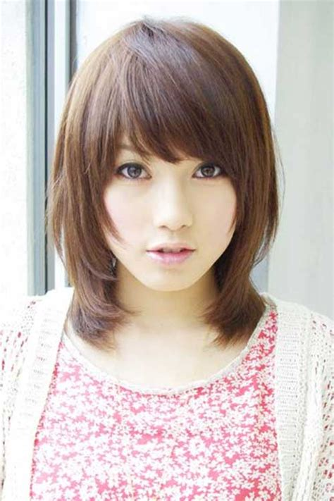 Asian Hair Type by Bob Haircuts With Bangs Hairstyles 2016