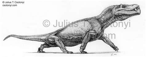 Design Drawing anteosaurus