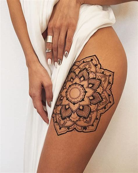 henna leg tattoos best 25 henna mandala ideas on mandala design