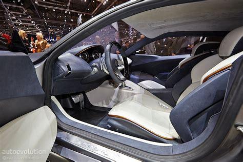alfieri maserati interior maserati alfieri concept coupe s design explained