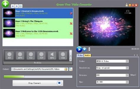 converter ilove all in one video converter green free video converter