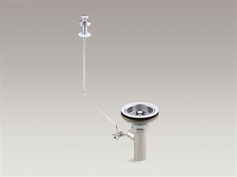 kohler duostrainer sink standard plumbing supply product kohler k 8802 rl cp
