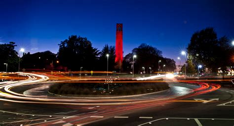 Ncsu Find Timelapse Photo Of The Belltower At