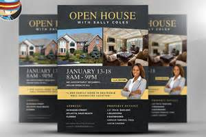 21 open house flyer designs psd download design trends