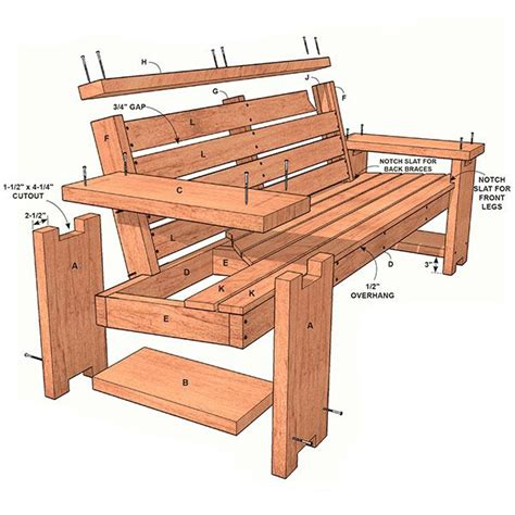 cing picnic table and benches set perfect patio combo wooden bench plans with built in end