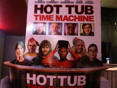 funny movies like hot tub time machine funny hot tub no skinny dipping alone tin metal sign
