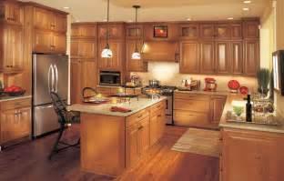 Paint Kitchen Cabinets Cherry Wood