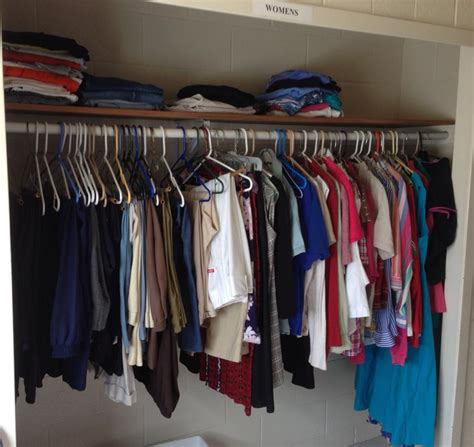 The Clothing Closet by Neighborhood Gethsemane Lutheran Church