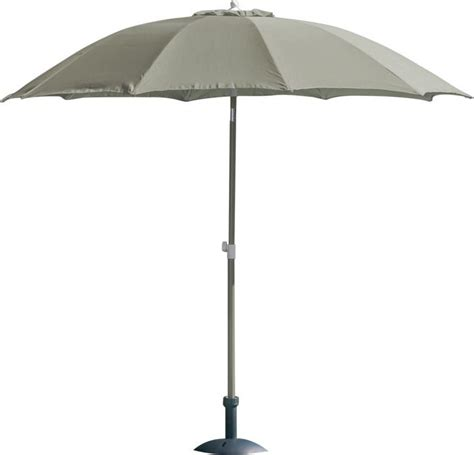 Parasol Rond Inclinable by Parasol Rond Inclinable Aluminium 2 70m