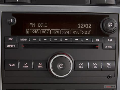 gmc acadia pictures audio system  news world report