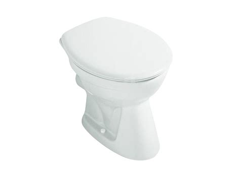 toilettenbecken mit bidet badshop veith tiefsp 252 l wc clivia weiss abgang waagerecht