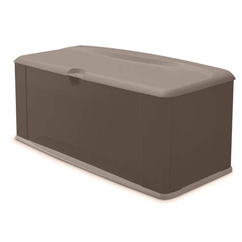 rubbermaid deck box with seat rubbermaid 120 gal resin deck box with seat 2047052 the