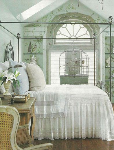green country bedroom white bedrooms french country and aqua on pinterest