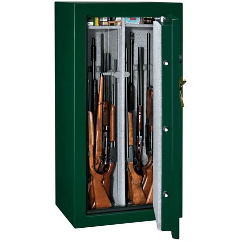 stack on 22 gun stack on 174 total defense 22 gun safe with combo lock