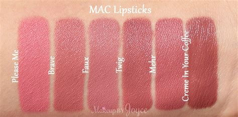 Mac Lipstick Brave Beige mac brave faux lipstick dupe comparison swatches jpg 1 544 215 764 pixels makeup