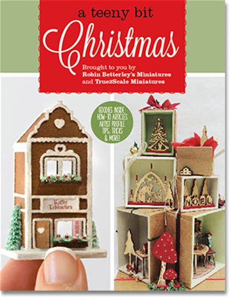 doll magazine free true2scale dollhouse miniatures printables tutorials