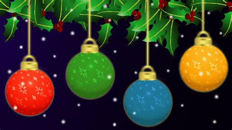 animated christmas ornaments gifs