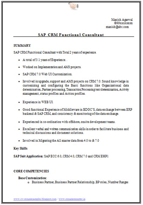 28 sap bi sle resume for 2 years experience sap mm