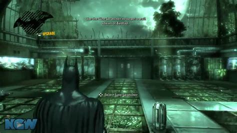 Batman Arkham Asylum Botanical Gardens Batman Arkham Asylum Botanical Gardens Two Fight Wikigameguides