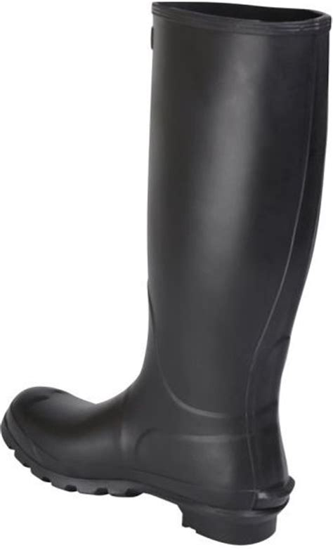 barbour mens classic wellington boots in black for lyst