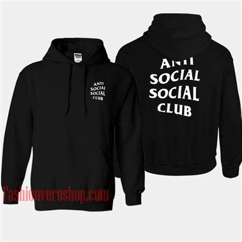 Sweater Anti Social Social Club Zalfa Clothing 1 anti social social club hoodie unisex clothing
