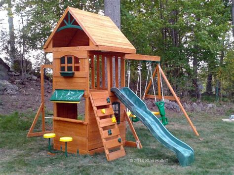 backyard clubhouse big backyard swing set installation ma ct ri nh me
