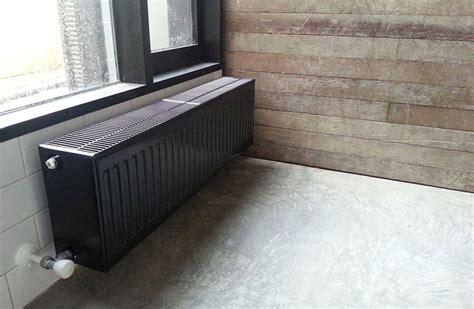 Hydronic Radiator Panels Custom Black Hydronic Radiator Panels Fitzroy