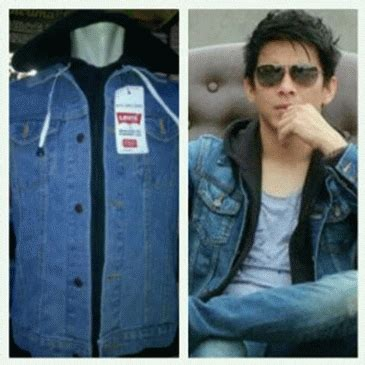 Harga Jaket Levis Biru Pudar 301 moved permanently