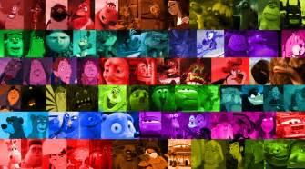 rainbow animated movie characters michaelsar deviantart
