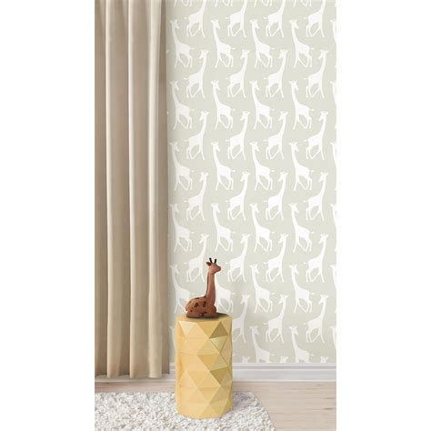 peel and stick wallpaper reviews wallpops savannah soiree peel and stick wallpaper