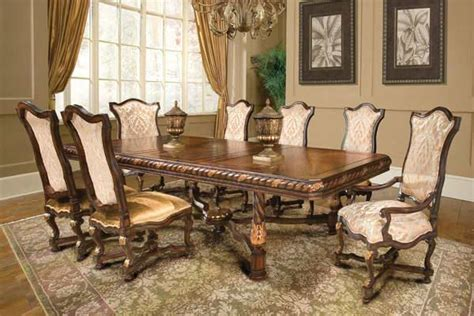 Classic Dining Table Sets Bt 038 Classical Italian Extendable Dining Set Classic Dining