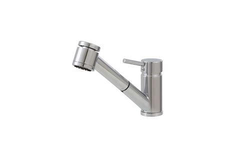 aquabrass kitchen faucets faucet com 20343 in brushed nickel by aquabrass