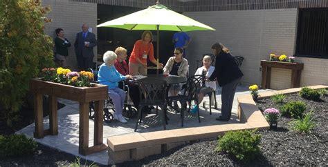 Northwest Community Hospital Detox by Tcu Rehab Healing Garden Grand Opening Northwest