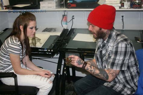 tattoo chestermere chestermere tattoo shop opens door for youth volunteer