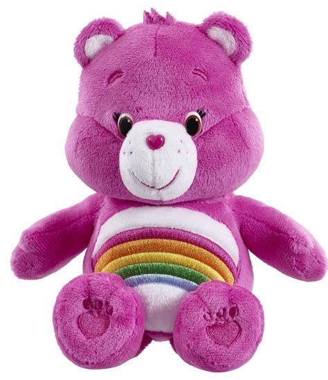 bean bag care bears 8 quot soft plush beanie teddy cuddly toy