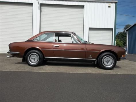 peugeot 2 door sports car 1975 peugeot 504 2 door coupe classic peugeot 504 coupe