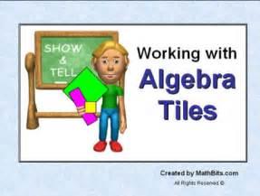 algebra tiles template algebra tiles working with algebra tiles