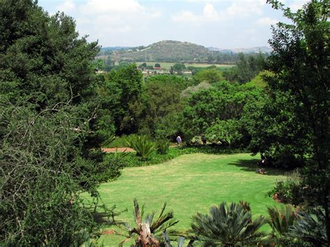 Botanical Gardens Pretoria Beautiful South Africa Pretoria Botanical Garden