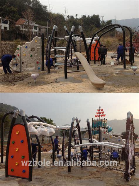 Landscape Structures Climbing Wall Outdoor Playground Equipment Rock Climbing Wall