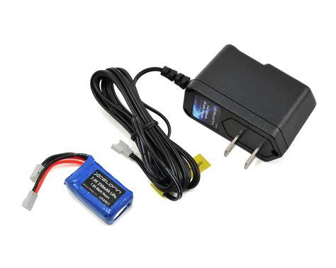 losi lipo charger 2s lipo battery combo 7 4v 250mah