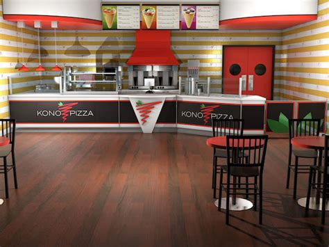 Kono Pizza Oh No by Kono Pizza Usa Launches New Mobile Cart Kiosk In Line